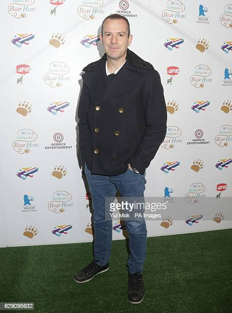 Martin Lewis attends a screening of We're Going on a Bear Hunt at the Empire Leicester Square in central London