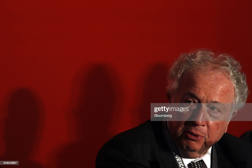Martin Lipton Founding Partner Of Wachtell Rosen News Photo