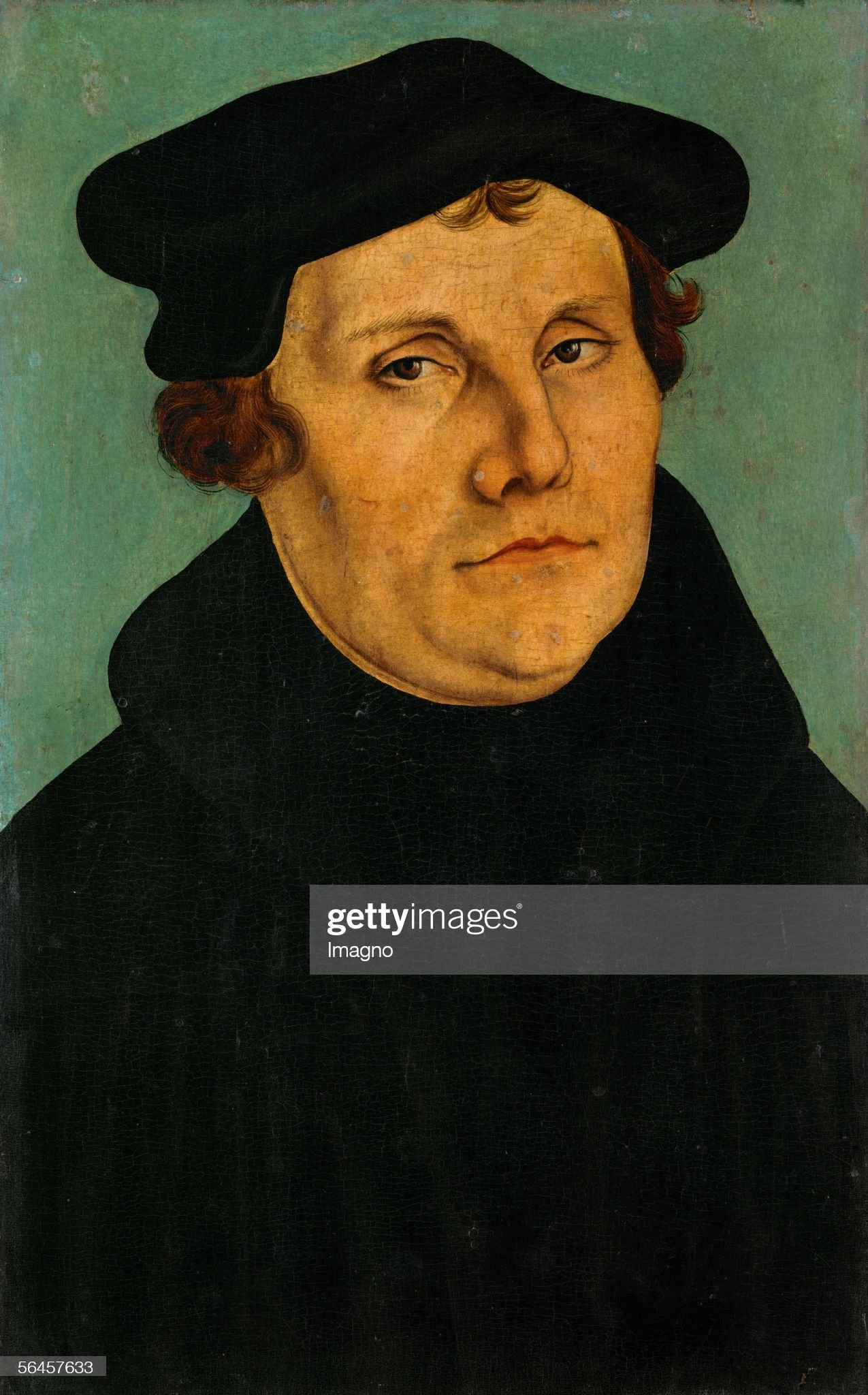 Martin Luther : ニュース写真