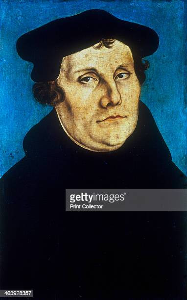 Martin Luther German Protestant reformer c1529 Luther was a major inspiration behind the Reformation He was excommunicated by Pope Leo IX in 1521 and...