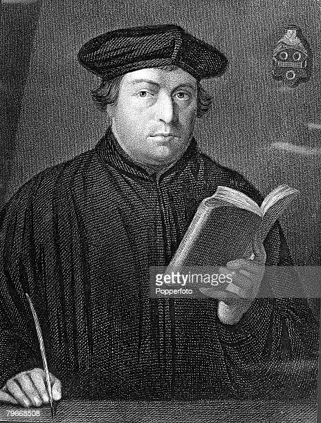 Martin Luther German religious reformer and founder of the Reformation