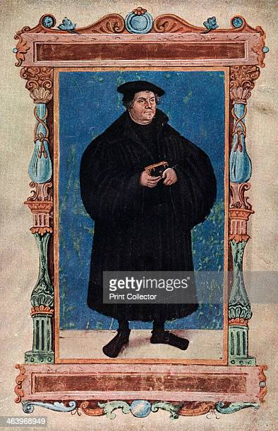 Martin Luther German theologian and Augustinian monk 19th century Luther was a major inspiration behind the Reformation He was excommunicated by Pope...