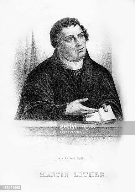 Martin Luther German theologian Augustinian monk and ecclesiastical reformer Luther was a major inspiration behind the Reformation He was...