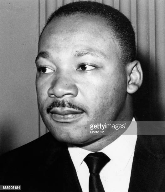 Martin Luther King American black civil rights campaigner Assassinated supposedly by James Earl Ray