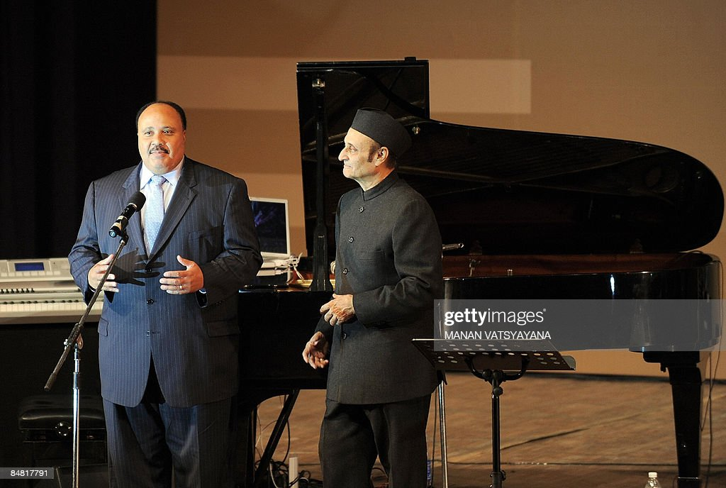 Martin Luther King III Visits India Photos and Images   Getty Images