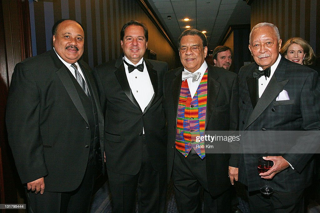 martin luther king iii guest andrew young and david dinkins attend news photo getty images https www gettyimages com detail news photo martin luther king iii guest andrew young and david dinkins news photo 131795444
