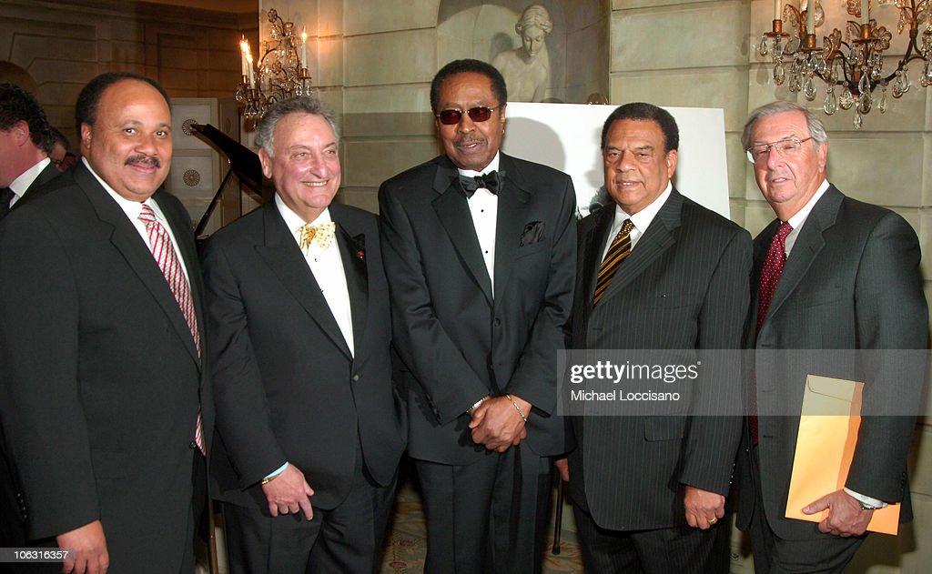 American Jewish Congress Isiah Award Dinner Honoring Clarence B. Jones