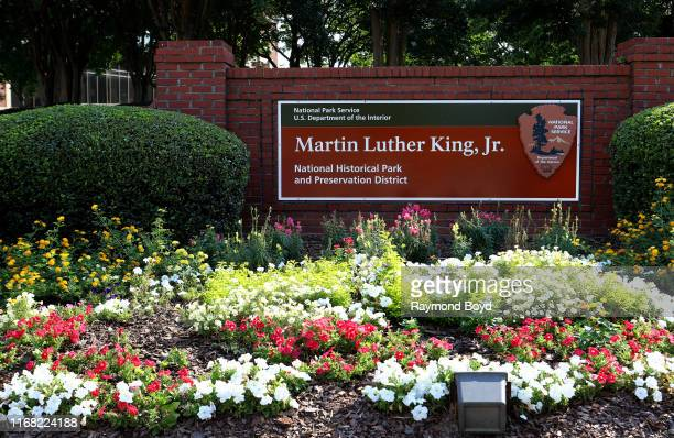 40 Martin Luther King Jr National Historical Park Photos And Premium High Res Pictures Getty Images