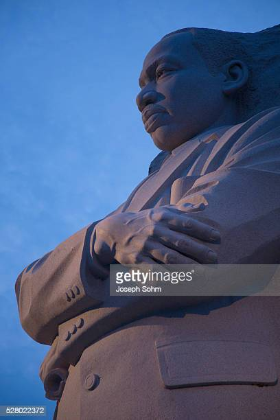 Martin Luther King Jr National Memorial, a monument to civil rights leader, Washington, DC