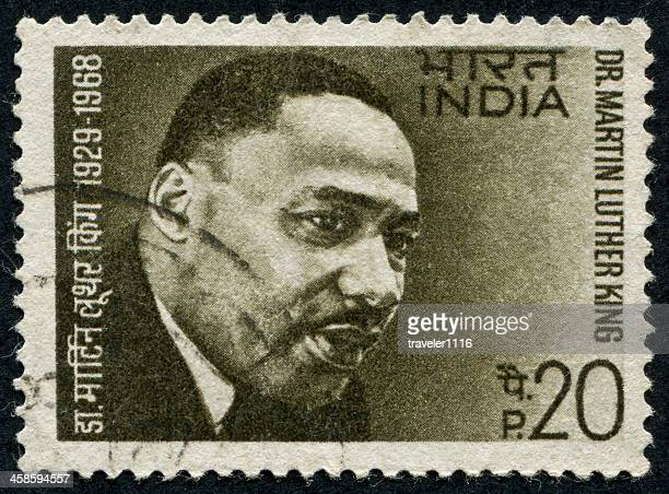 martin luther king jr. stamp - black civil rights stock pictures, royalty-free photos & images