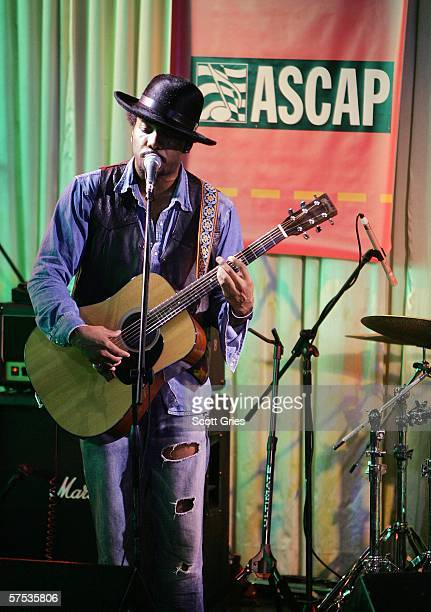 Martin Luther performs at the Tribeca/ASCAP Music Lounge at the Canal Room May 4 2006 in New York City