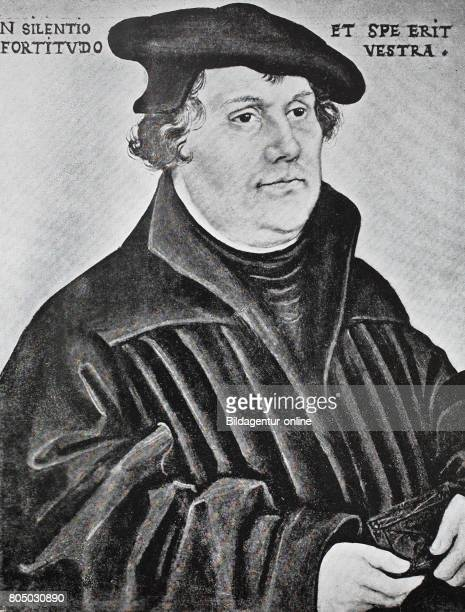 Martin Luther was a German professor of theology composer priest monk and a seminal figure in the Protestant Reformation