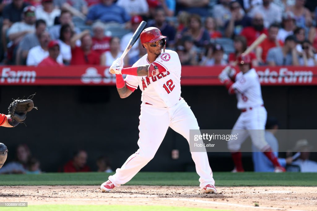 Houston Astros v Los Angeles Angels : News Photo