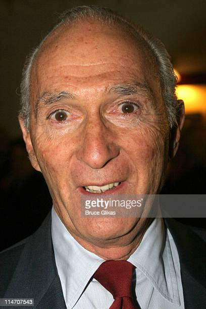 Martin Markeson during Sarah Jones' Bridge and Tunnel Broadway Opening Night Arrivals at Helen Hayes Theatre in New York City New York United States