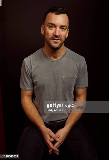 Martin Marquet from Epicentro poses for a portrait at the Pizza Hut Lounge on January 24 2020 in Park City Utah