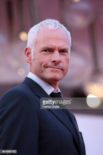 Martin McDonagh arrives at the Award Ceremony during the 74th Venice Film Festival at Sala Grande on September 9 2017 in Venice Italy