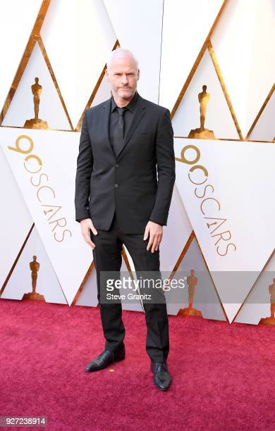Martin McDonagh attends the 90th Annual Academy Awards at Hollywood Highland Center on March 4 2018 in Hollywood California