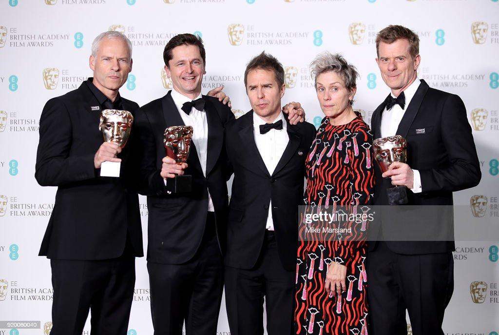 BAFTA Film Awards 2018