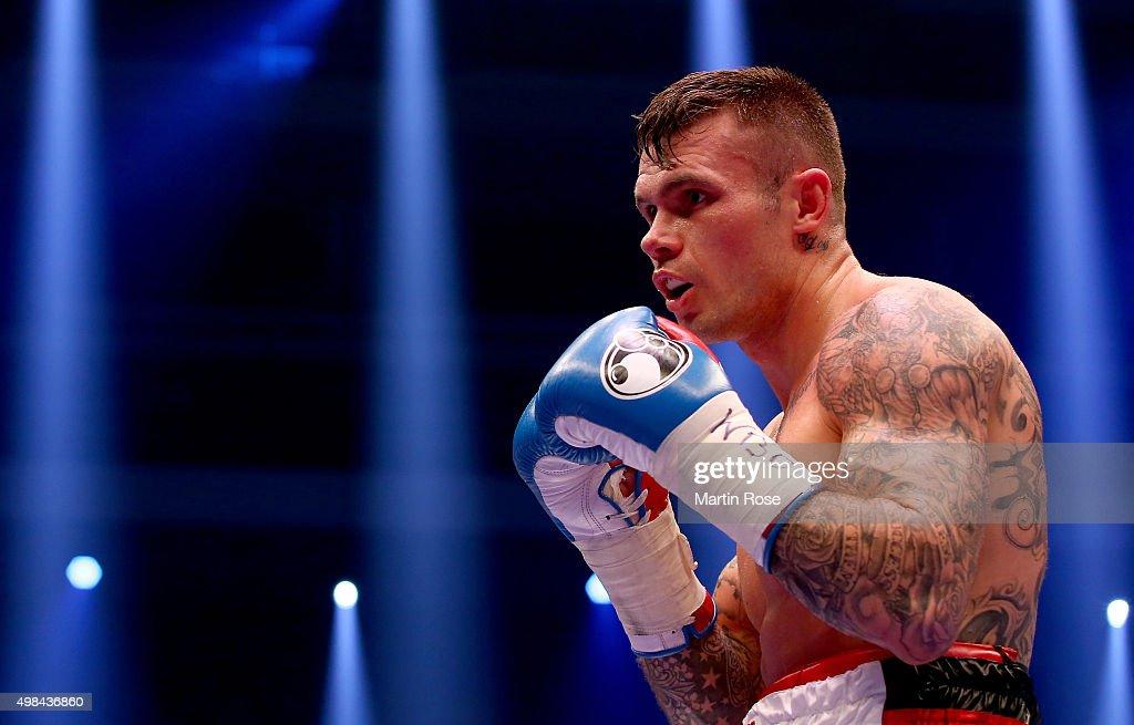 Arthur Abraham v Martin Murray - WBO Super Middleweight World Championship : News Photo