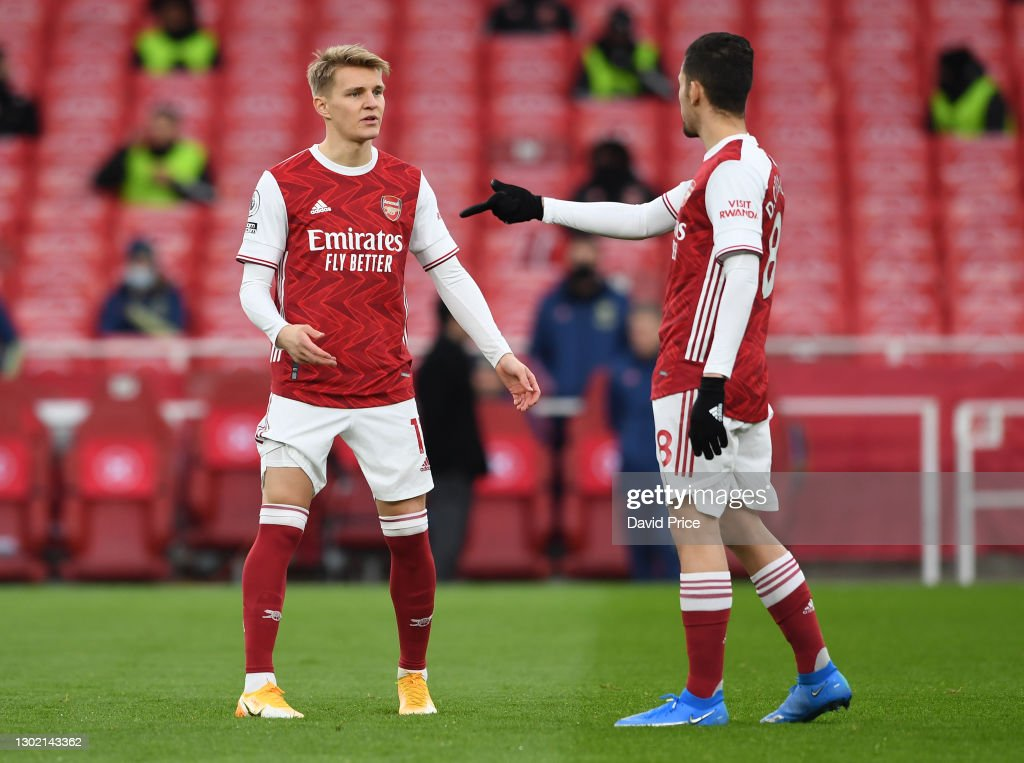 Arsenal v Leeds United - Premier League : News Photo