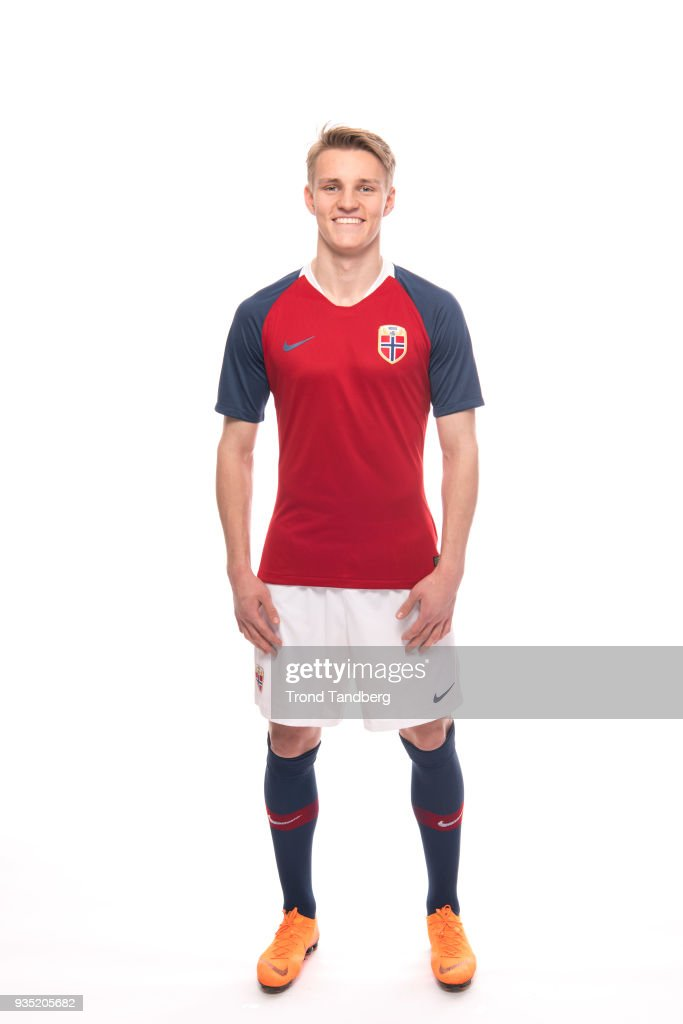 Norway Men's National Team Photo Call