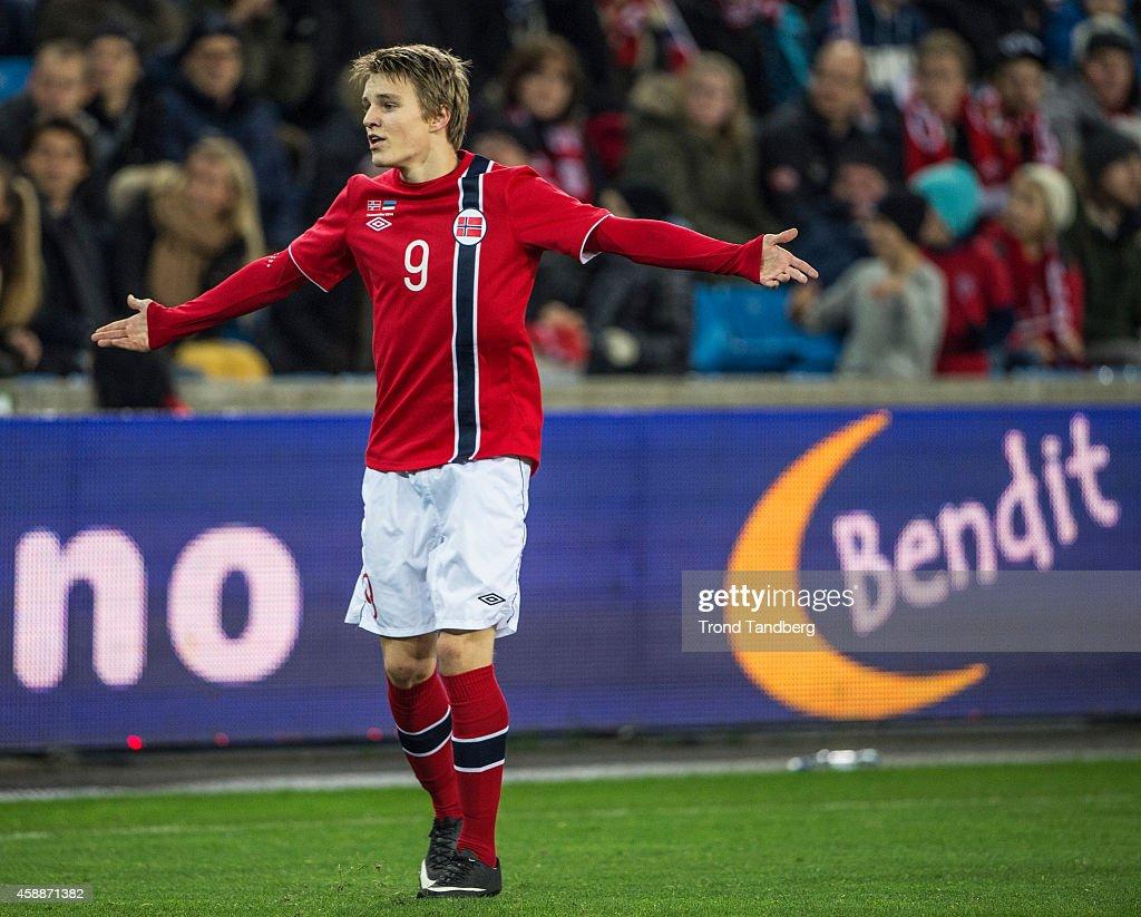 Norway v Estonia - International Friendly : News Photo