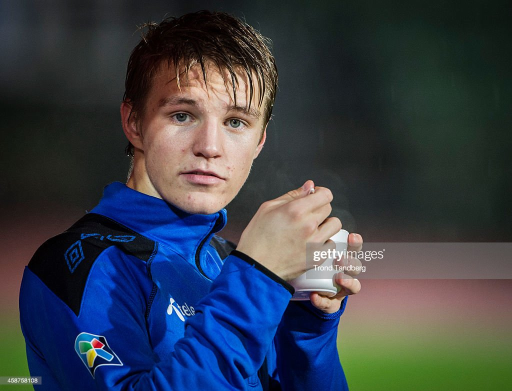 Norway Training and Press Conference : News Photo