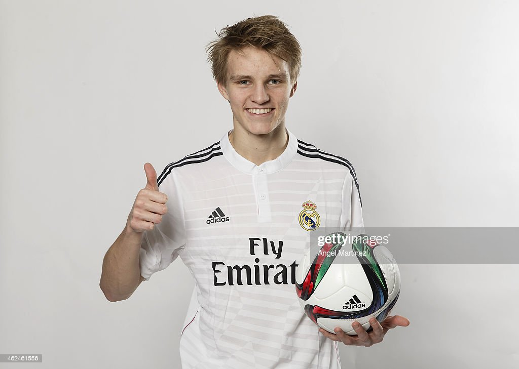 Real Madrid Castilla Portrait Session