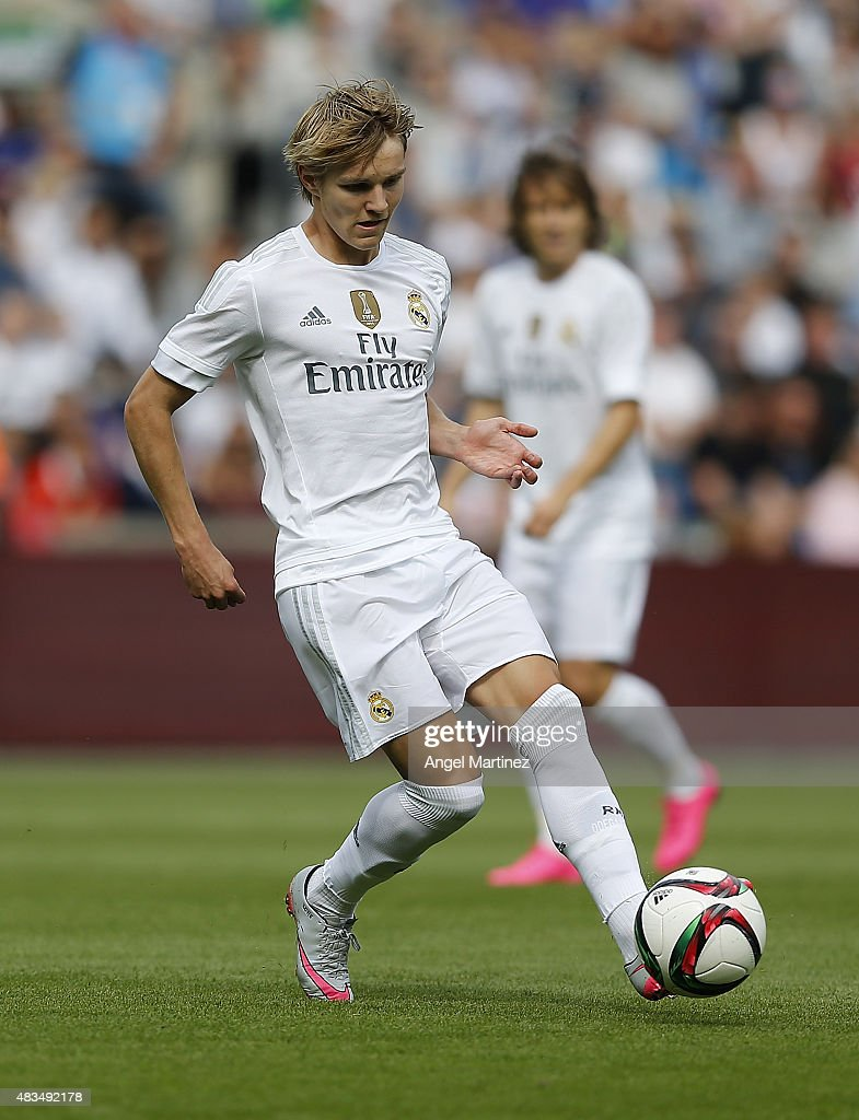 Valerenga v Real Madrid - Pre-season Friendly : News Photo