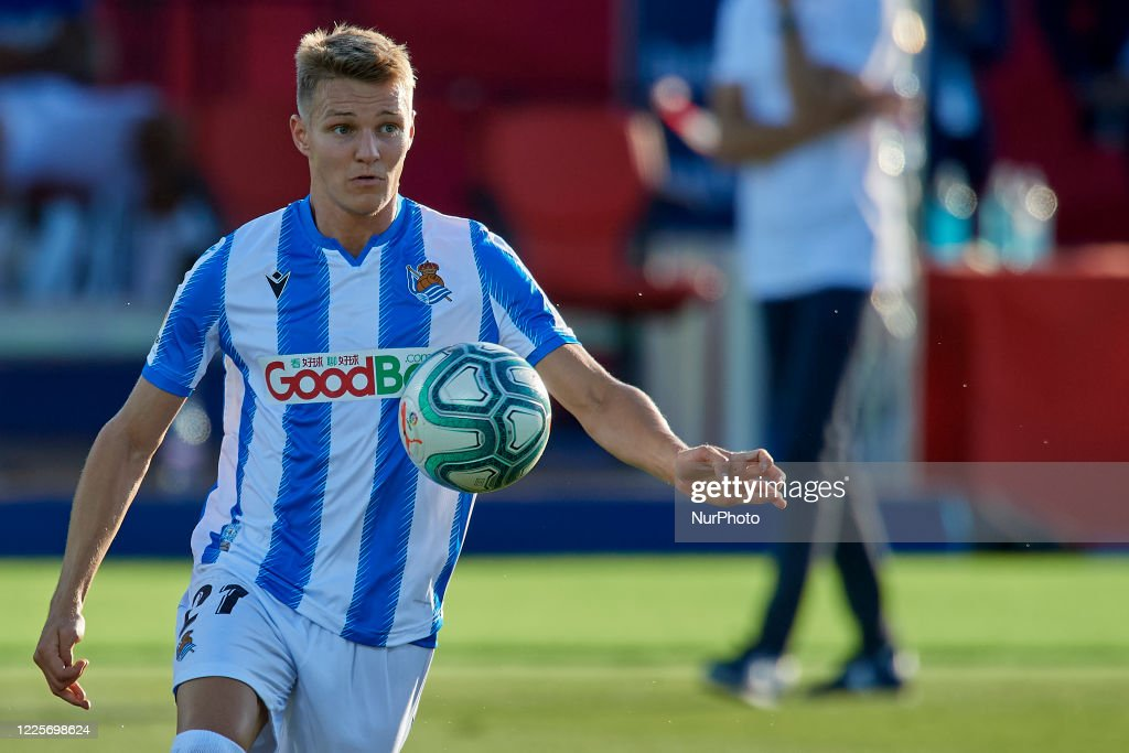 Levante UD v Real Sociedad  - La Liga : News Photo