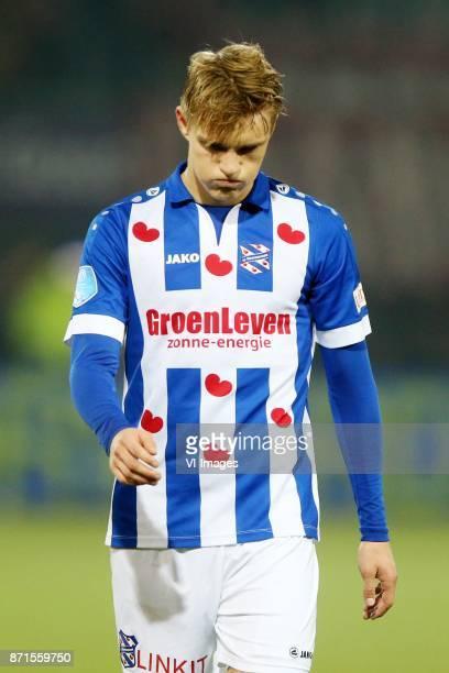 Martin Odegaard of sc Heerenveen during the Dutch Eredivisie match between Sparta Rotterdam and sc Heerenveen at the Sparta stadium Het Kasteel on...