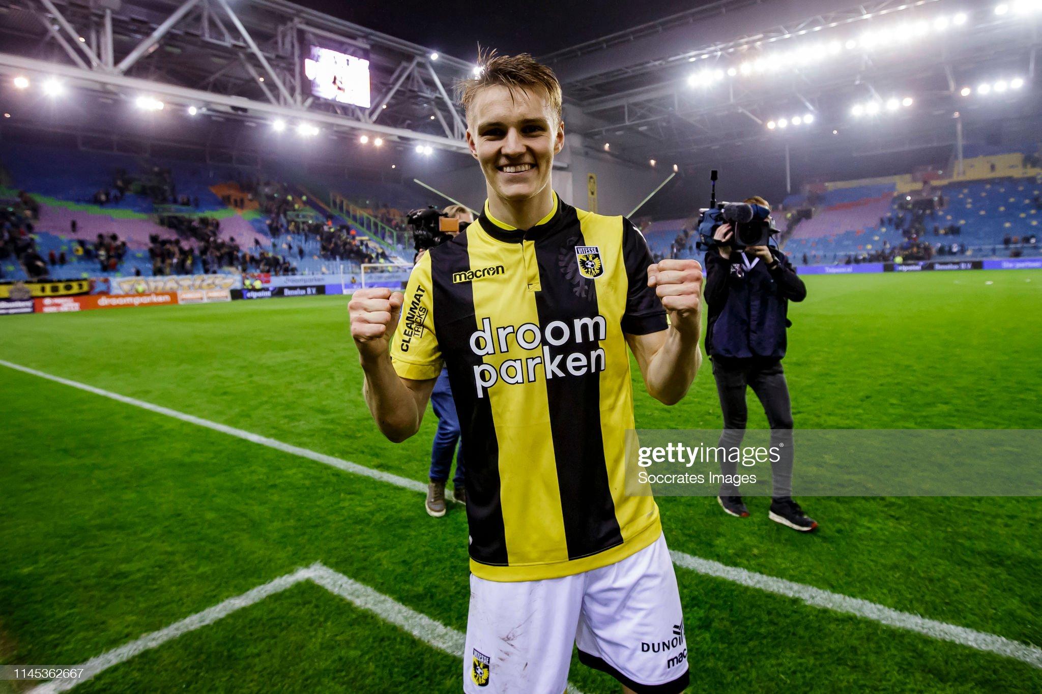 Vitesse v FC Groningen - Dutch Eredivisie : ニュース写真