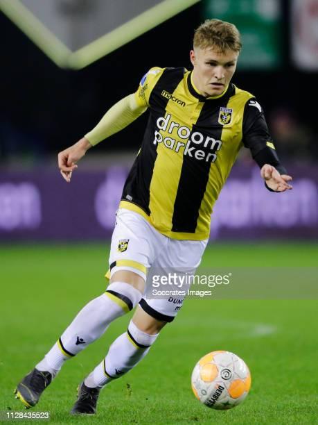 Martin Odegaard of Vitesse during the Dutch Eredivisie match between Vitesse v NAC Breda at the GelreDome on March 2 2019 in Arnhem Netherlands