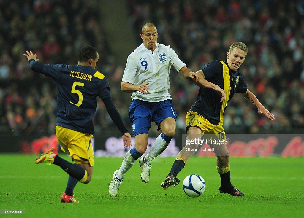 England v Sweden - International Friendly : News Photo