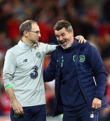 martin oneill manager republic ireland roy