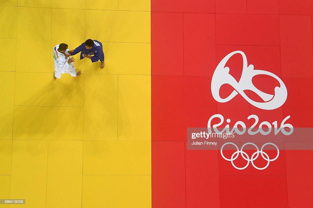 Judo - Olympics: Day 6