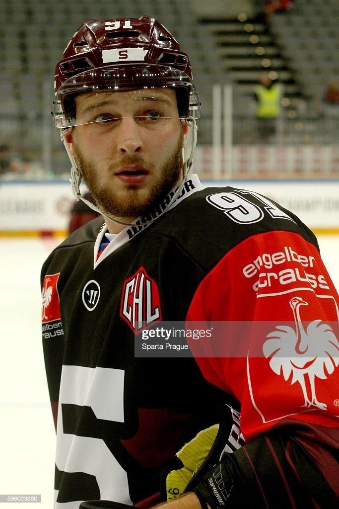 Sparta Prague v Farjestad Karlstad - Champions Hockey League