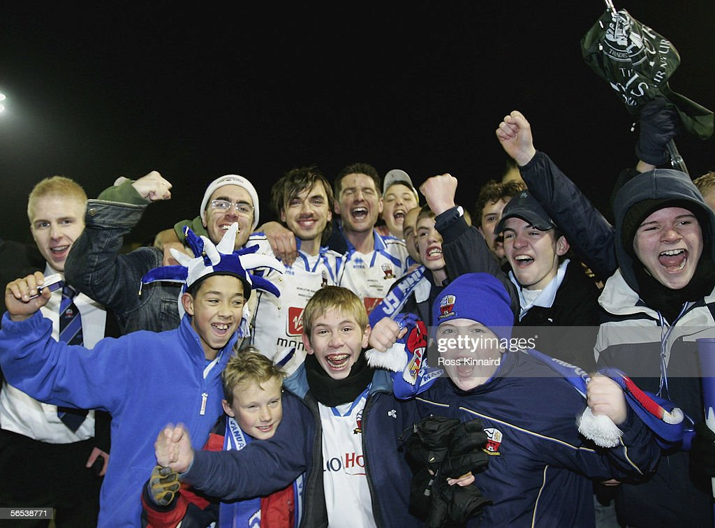 FA Cup: Nuneaton Borough v Middlesbrough : News Photo