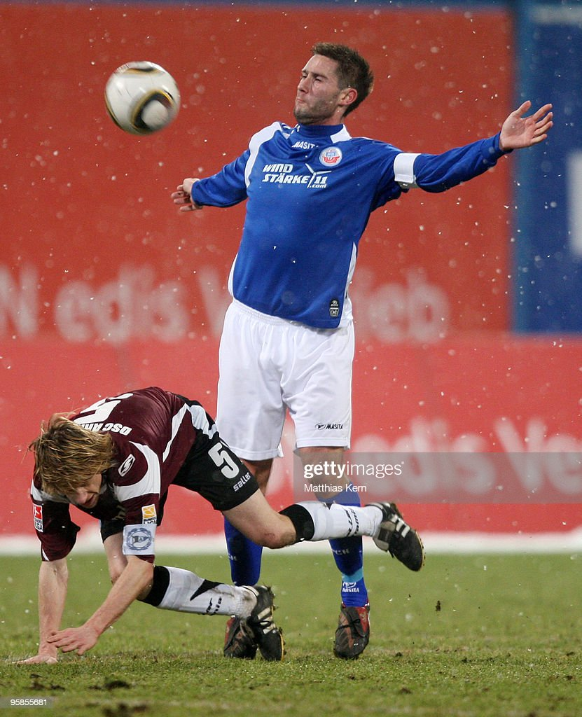 Hansa Rostock v Arminia Bielefeld - 2. Bundesliga