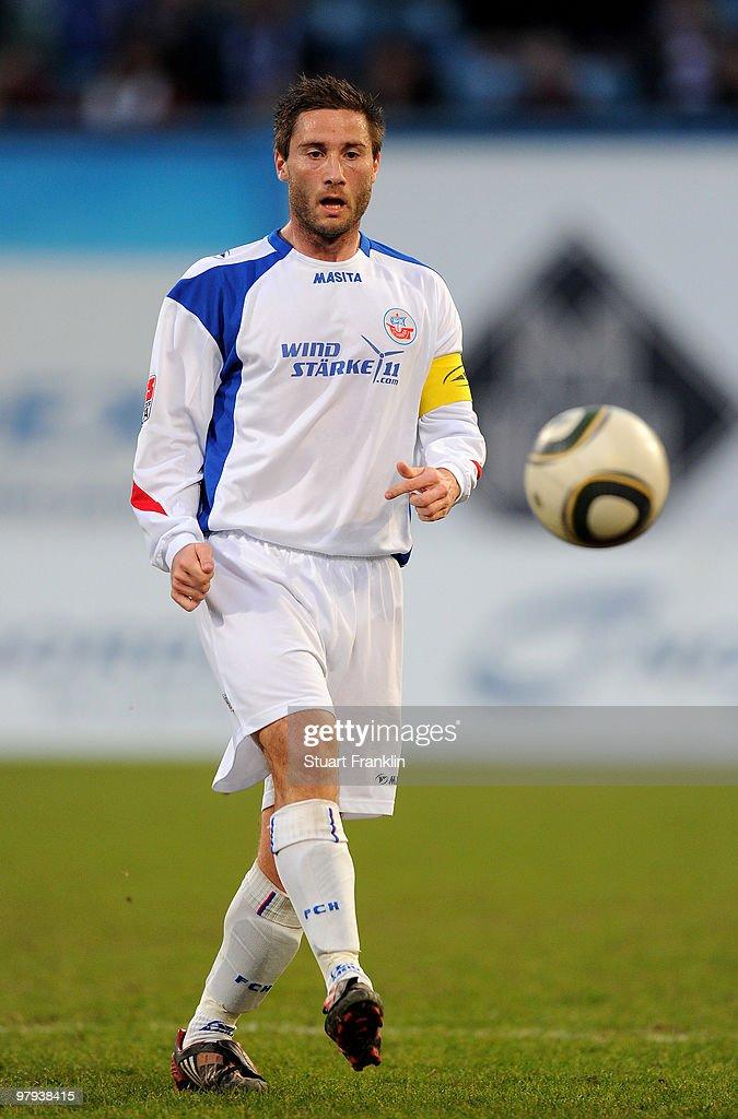 FC Hansa Rostock v MSV Duisburg - 2. Bundesliga