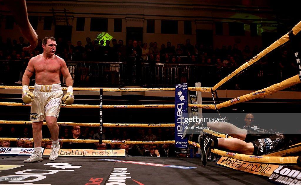 Prizefighter International Heavyweights III