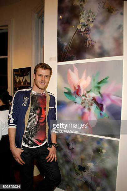 Martin Saar attends Photography Poetic Vision Exhibition Opening at Heller Gallery on March 14 2007 in New York City