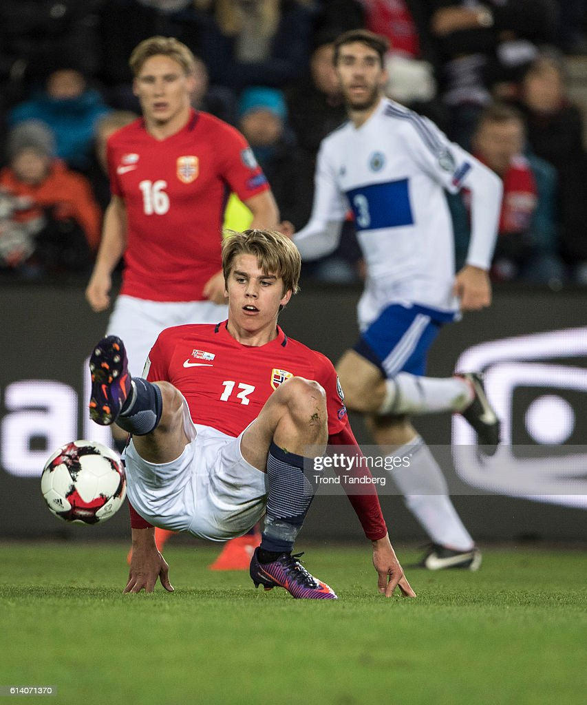 Norway v San Marino - FIFA 2018 World Cup Qualifier