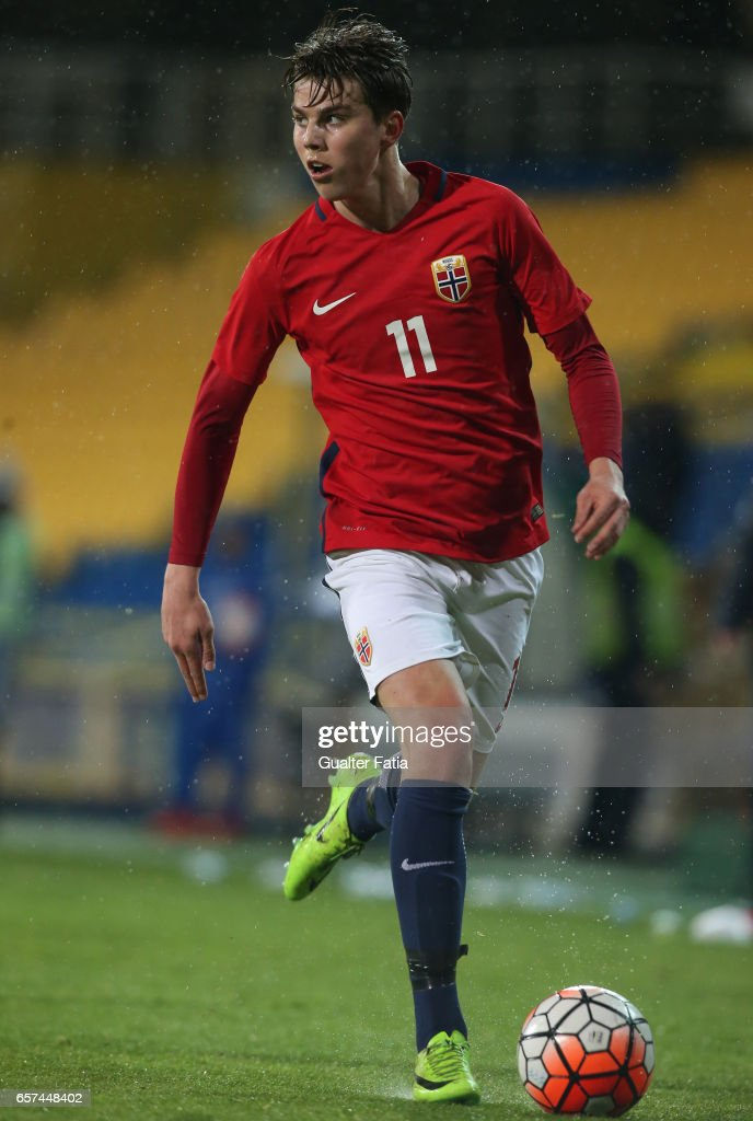 Portugal v Norway - U21 International Friendly