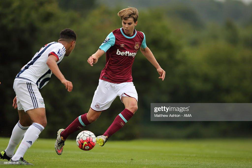 West Bromwich Albion v West Ham United: Barclays U21 Premier League