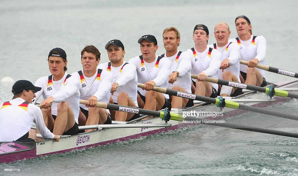 FISA Rowing World Cup 2009 : News Photo