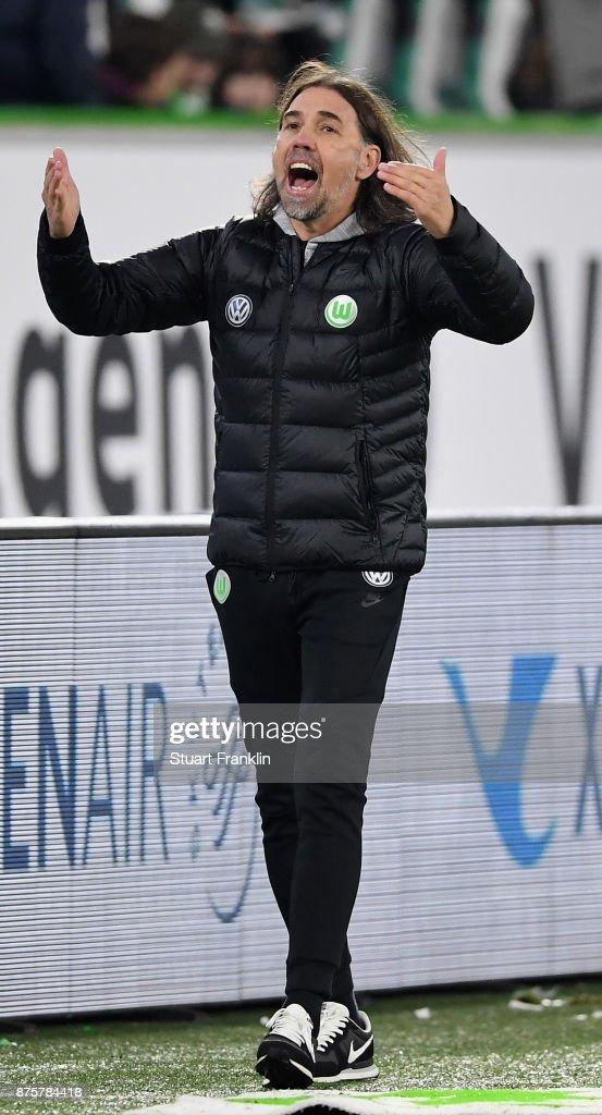 VfL Wolfsburg v Sport-Club Freiburg - Bundesliga