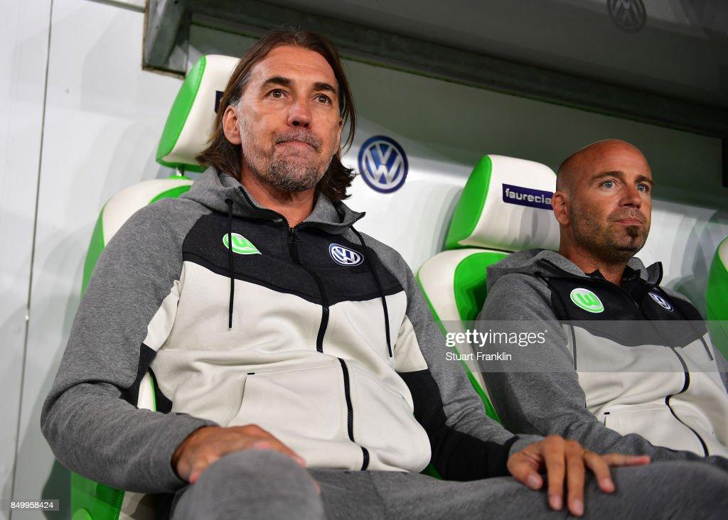 VfL Wolfsburg v SV Werder Bremen - Bundesliga : News Photo