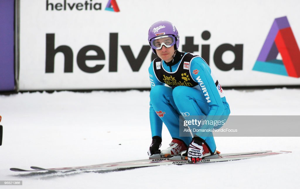 FIS Ski Jumping World Cup - Garmisch-Partenkirchen Day 2