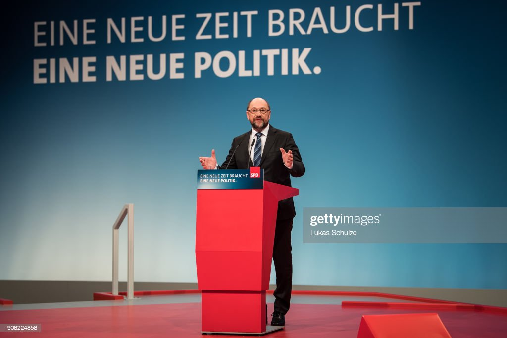 Social Democrats  Hold Federal Party Congress